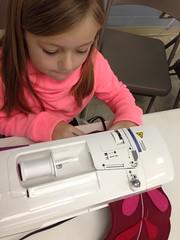 Fall 2014 sewing class
