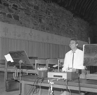 Karlheinz Stockhausen (1967)