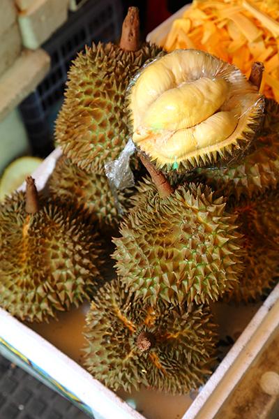 Kampot-Durian