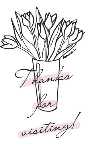 Tulips for blog