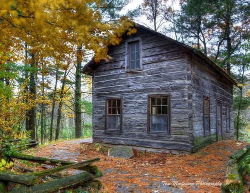 Hallestad Cabin