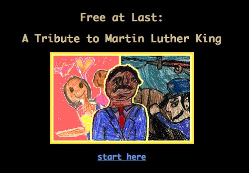 MLK splash