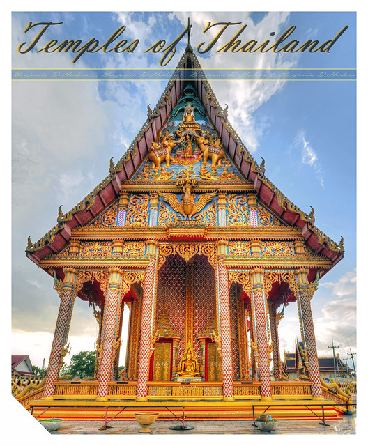 Temples of Thailand (Book Cover)