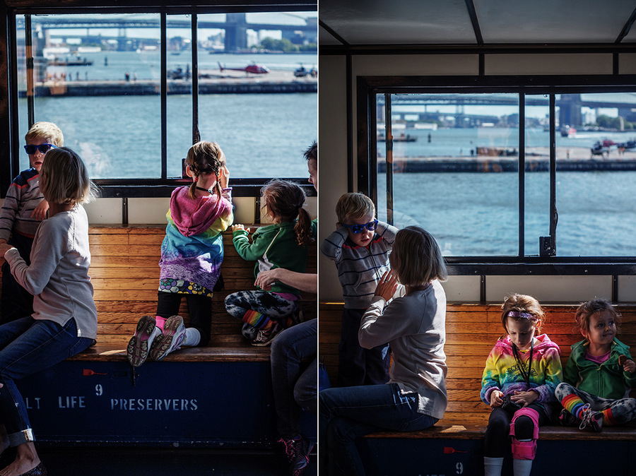 governors island ferry