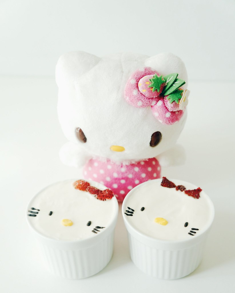 Hello Kitty Tiramisu Recipe