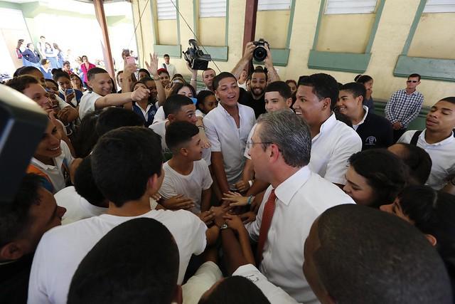 Visita Escuela Rafael Cordero - AGP 20