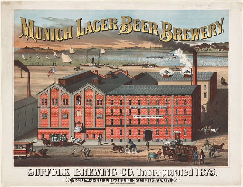 Munich_lager_beer_brewery._Suffolk_Brewing_Co.,_Incorporated_1875,_423_to_443_Eight_St,_Boston