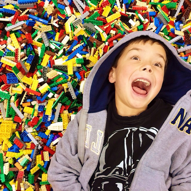 Everything is awesome! #legokidsfest