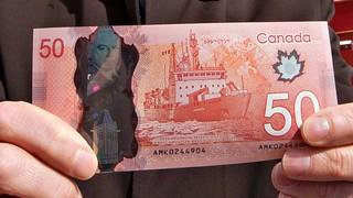 Canada $50 bill