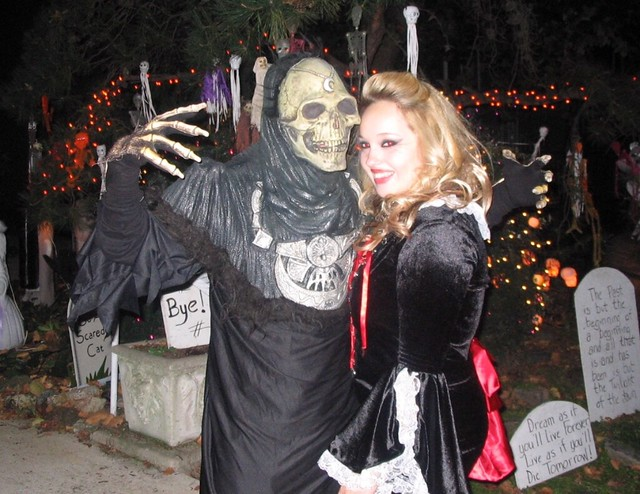 Cliff/Holidaze Halloween