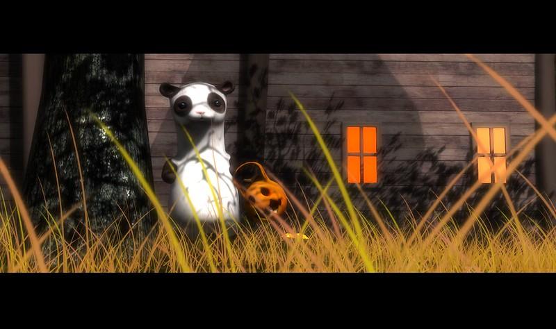 Under the Pumpkin Moon Hunt