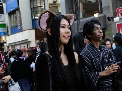 Kagurazaka Bakeneko Parade 2014-06