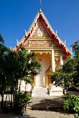 Temple at Prasat Muang Thi in Surin, Thailand