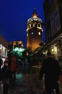 Galata Tower Plaza