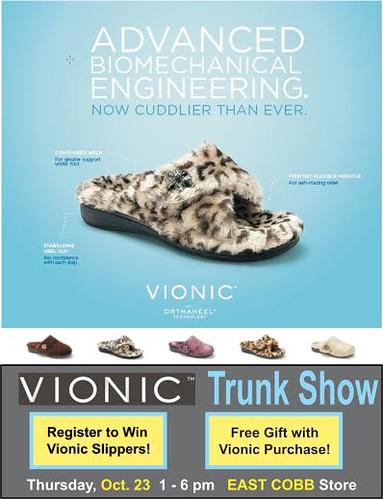 VionicTrunkShow