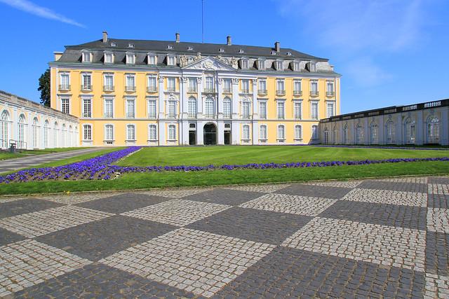 Brühl, Augustusburg palace, Germany