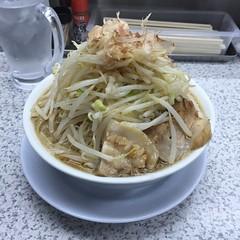 ラーメン野菜マシ ¥650-
