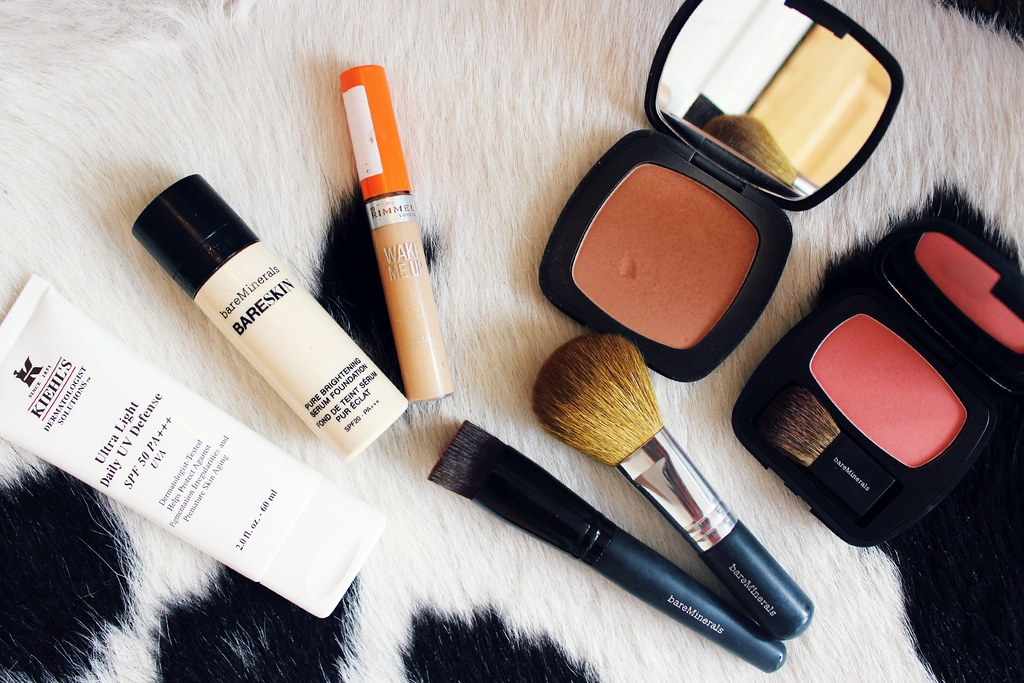 Daily make up routine and products for natural look 2