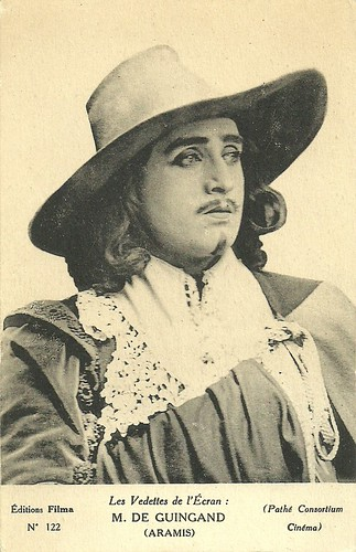 Pierre de Guingand as Aramis
