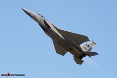 86-0167 - C-399 - USAF - McDonnell Douglas F-15C Eagle - Fairford RIAT 2006 - Steven Gray - CRW_1863