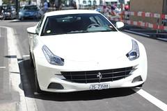 White Beauty - Ferrari FF