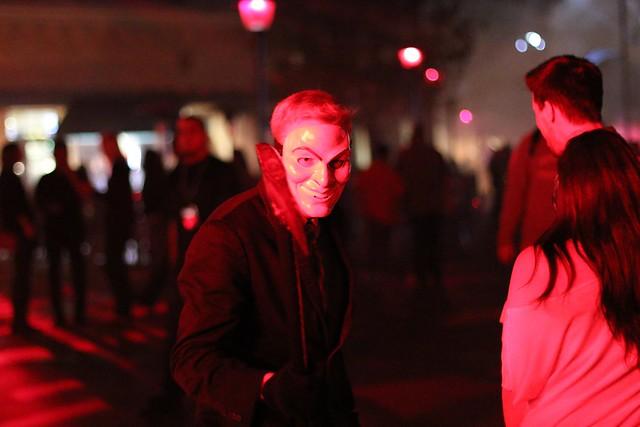 Halloween Horror Nights 2014, Universal Studios Hollywood