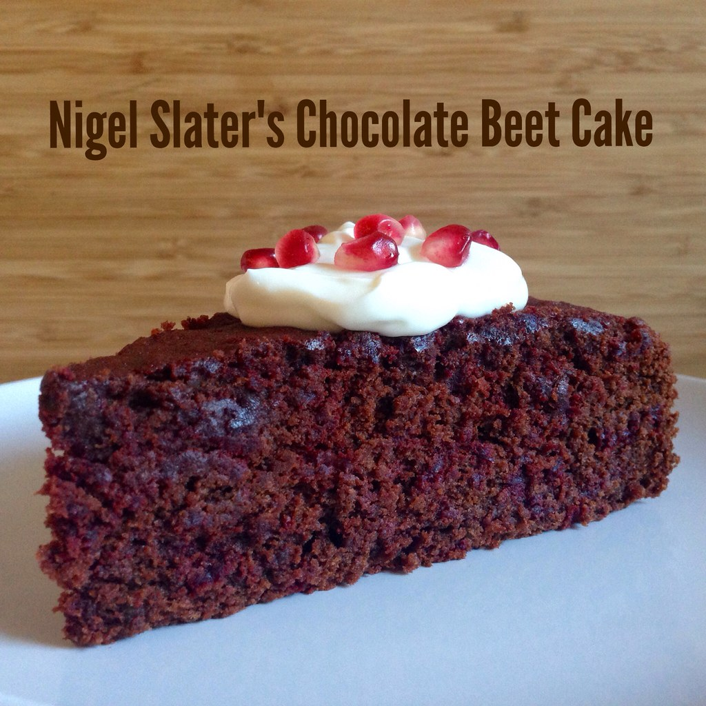 Nigel Slater Chocolate Beetroot Cake