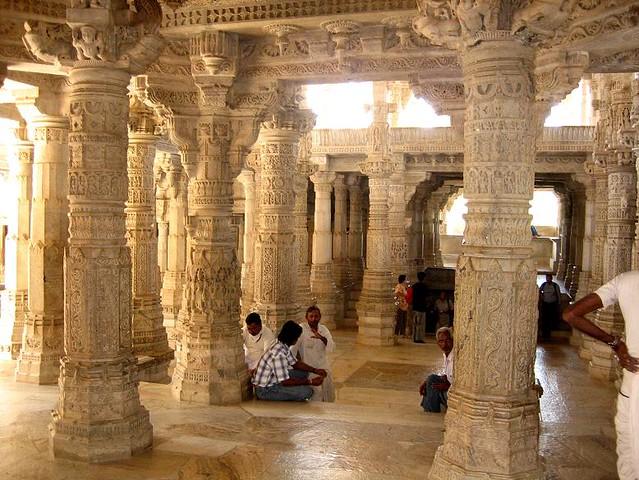 Templo Jainista de Ranakpur