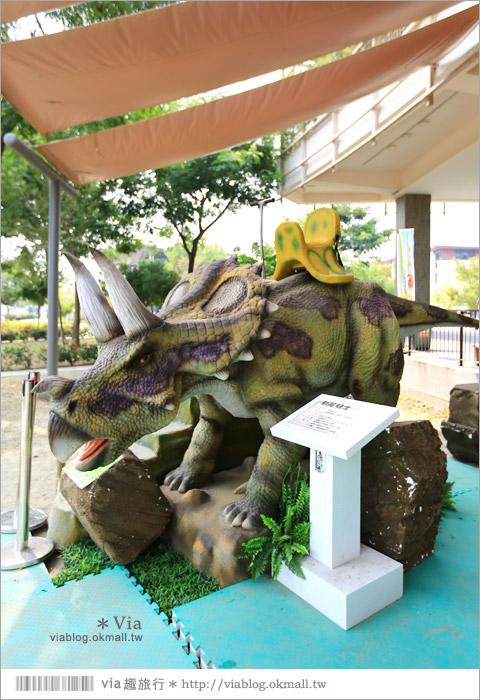 【台南南科景點】樹谷生活科學館~超大的劍齒象化石!有趣又能長知識的博物館!6