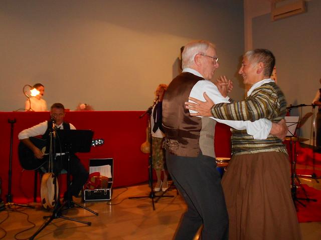 il ballo, L'idea no la xé morta, Rovigo, Enzo Bellettato,  26 ottobre 2014