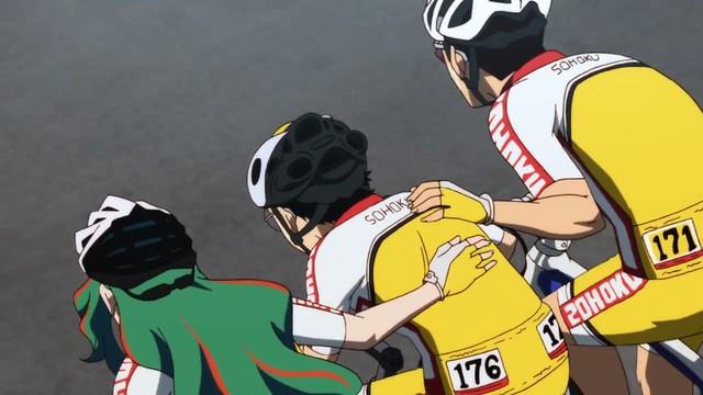 Yowamushi Pedal ep 38 - image 18