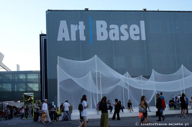 Basel, Bâle - Art Basel 2014