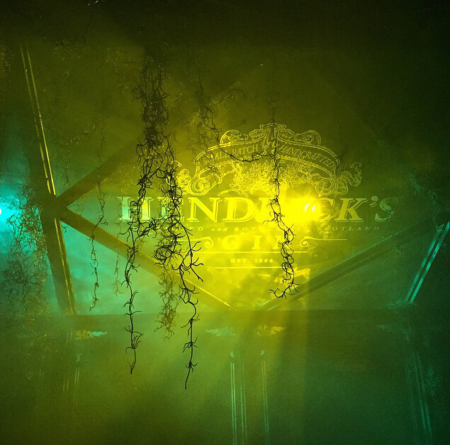 "Hendrick's Gin ""Emporium of the Unusual"" at the Coppertank"