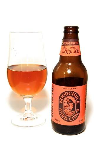 Woodchuck Hard Cider Private Reserve Pumpkin Cider