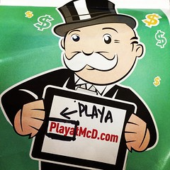 #theoriginalplaya #playa #playaplease #pimp #daddy #getmoney #imgettingpapers #monopoly #theman #lol