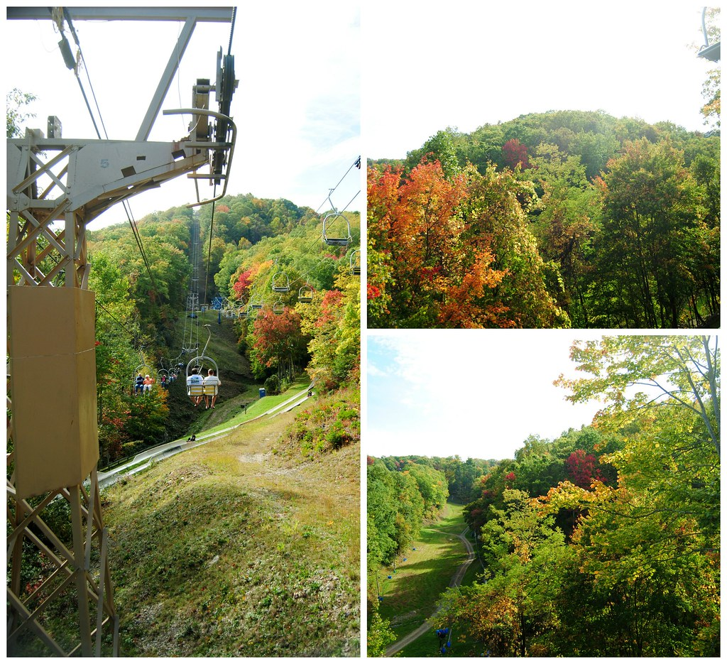 Gatlinburg Chairlift