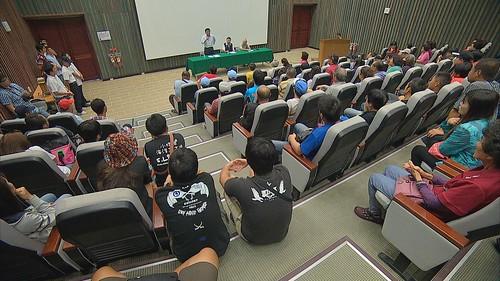屏東縣政府舉辦說明會。