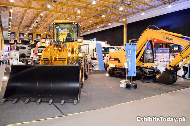 XGMA Constructio Trucks