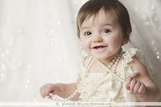 baby wedding dress –