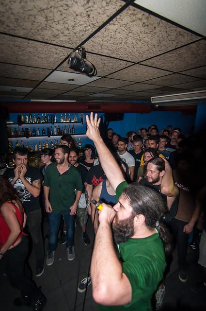 24 Ideas en la Sala Arena de Torrelavega, el 31 de Octubre de 2014.