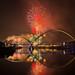 Stockton on Tees fireworks 2014.