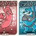 Beatsteaks Gigposter by Michael Hacker Illustration