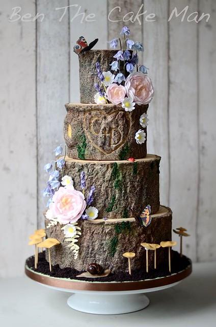 Cake by Ben The Cake Man