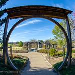 Asian Valley Entrance @ Lewis Ginter Botanical Garden - Richmond, VA
