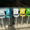 Public bins, Geneva Airport. #eco #environment #everywhereshouldbelikethis