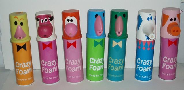 Crazy Foam