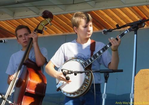 2015 Walnut Valley Fest Acoustic Kids - Saturday