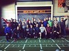 Breaking walls not rules. Here they are - the funky bunch I shared the certified functional trainer -level 1 - boot camp with. Beware of the rainbow workouts that I will seek test-athletes for, soon. If u are interested to be one of the very first coachin