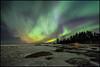Norrskens natt