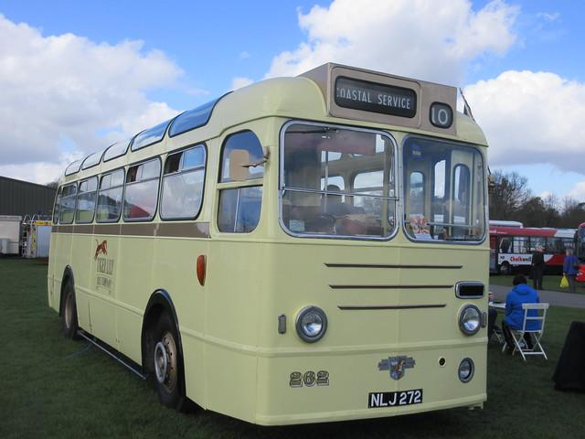 Southeast Bus Festival, Detling, Canon IXUS 275 HS